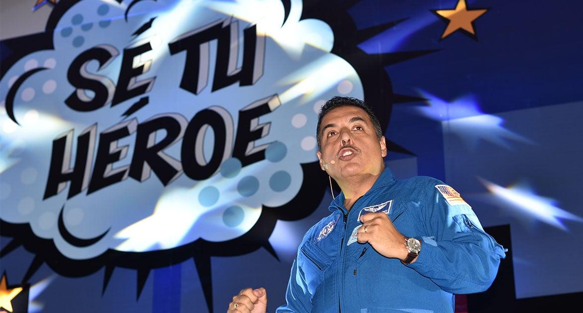 José Hernández/Foto:Maribel Ojeda