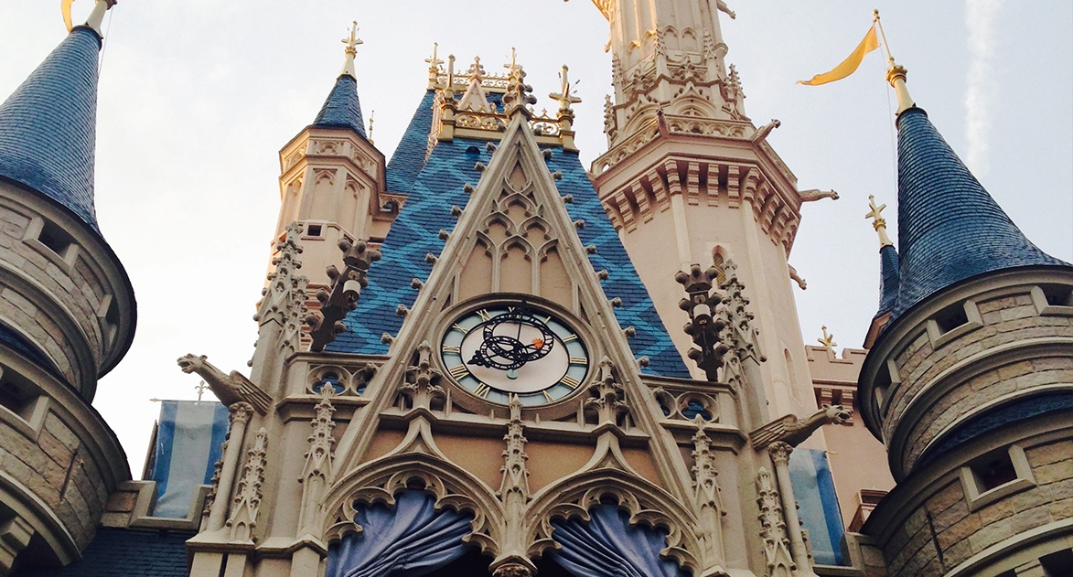 Trabajar en Walt Disney World