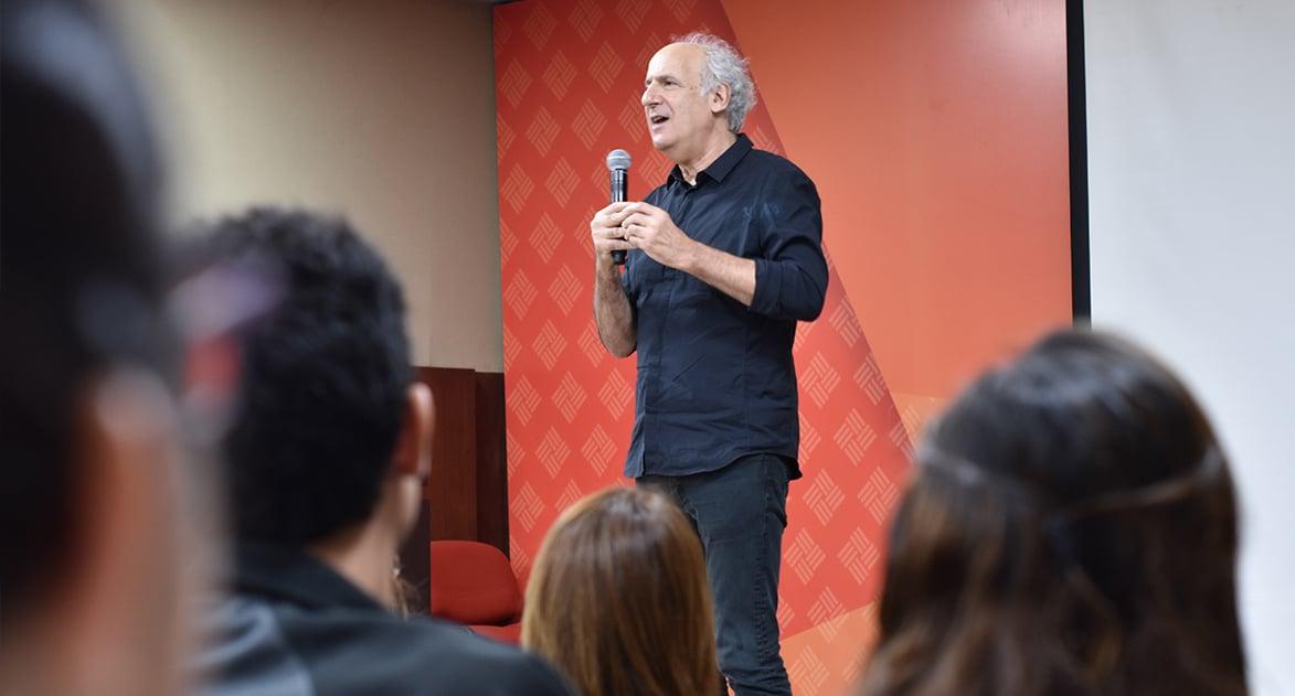 Michael Baser, de la Vancouver FIlm School