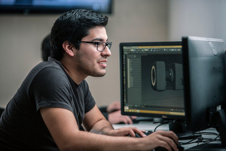 estudiar diseño multimedia