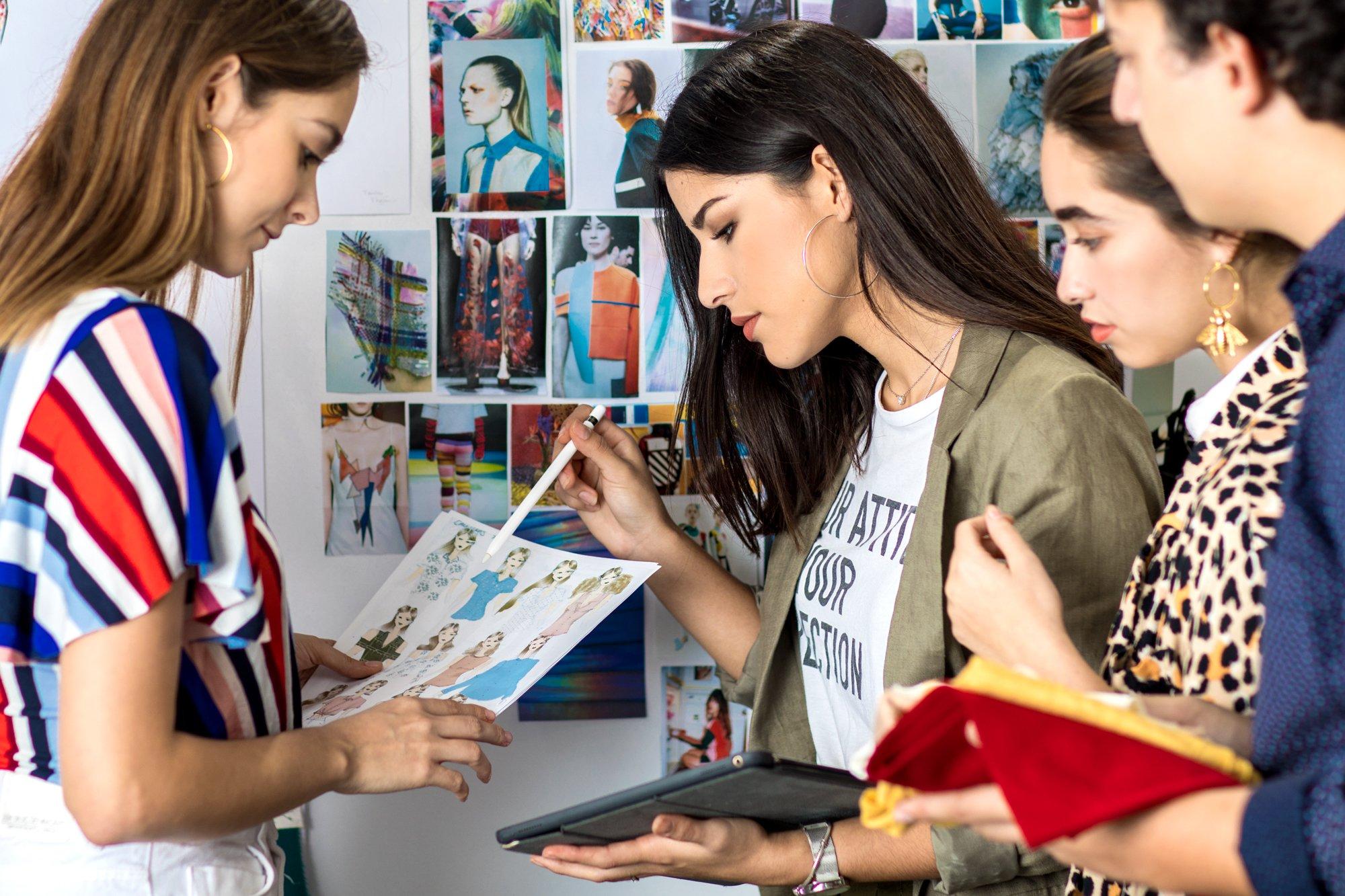 estudiar diseño de moda en mexico