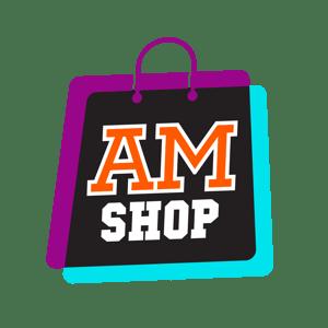 logotipo Am Shop