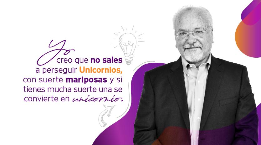 Alfonso Govela mentor tecnia