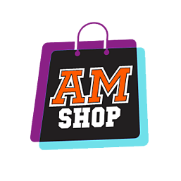 logo am shop