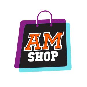 logo am shop