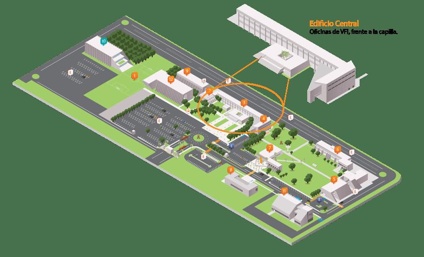 Mapa Mayab