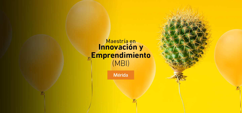 Maestría en Innovación_banner Mérida