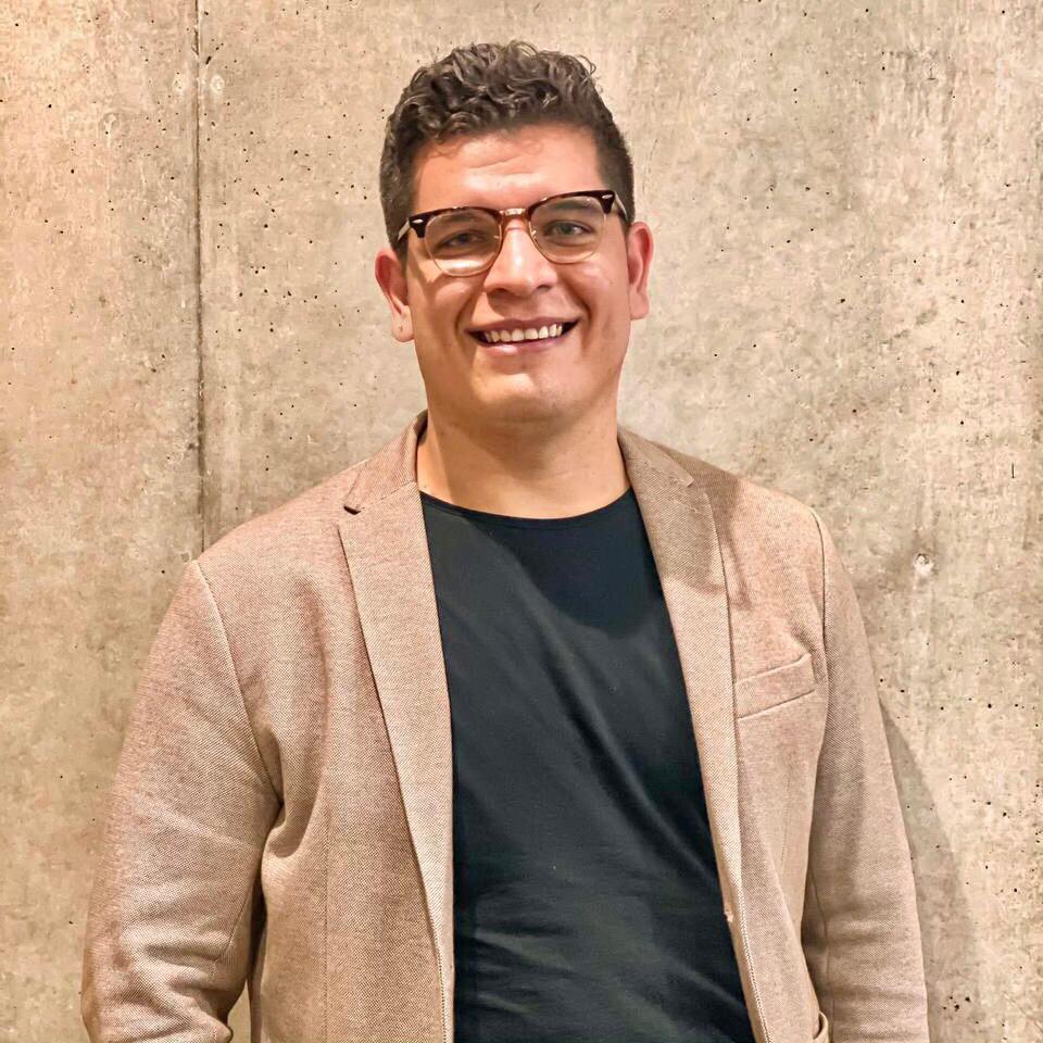 foto del docente David Lobatos Martínez