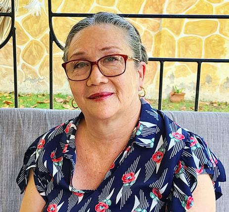 foto del docente Gladys Jeannette Rodríguez Nieto