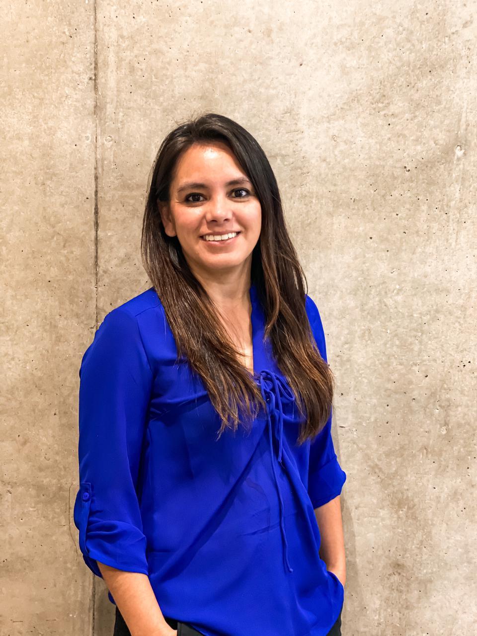 foto del docente Maria Fernanda Orozco Olarte