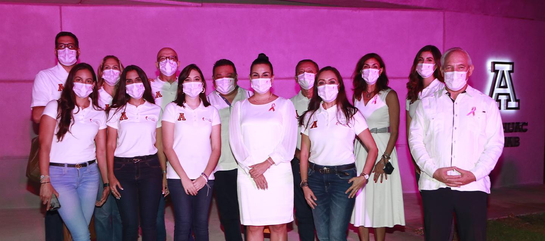 foto del articulo Embajadores de Fundación Tócate se unen a la lucha contra el cáncer de mama