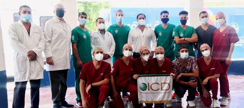 foto del articulo Especialistas de México y España realizan brigadas odontológicas