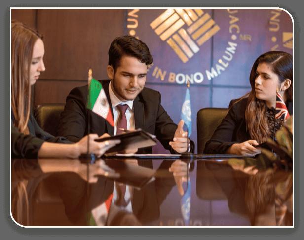 Relaciones Internacionales Anáhuac Mérida
