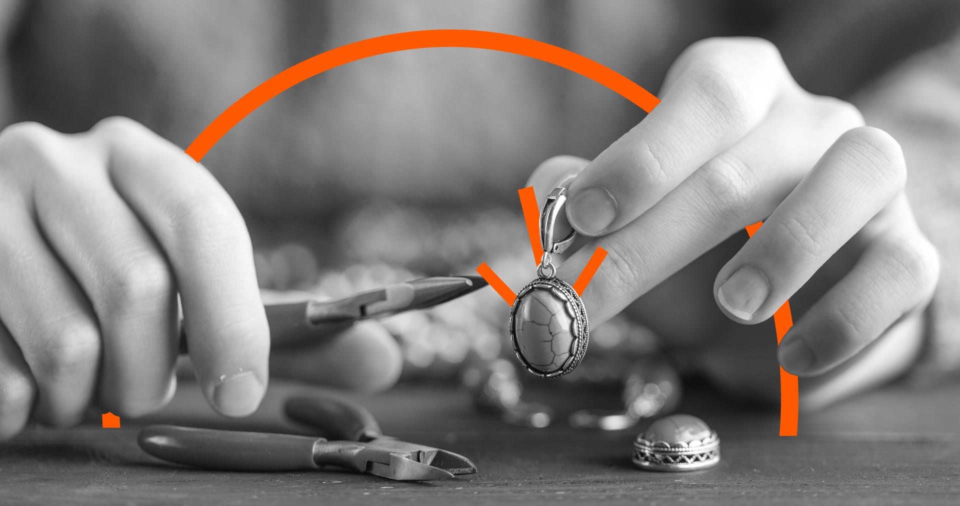 foto del articulo Aprende las mejores técnicas de joyería con este diplomado